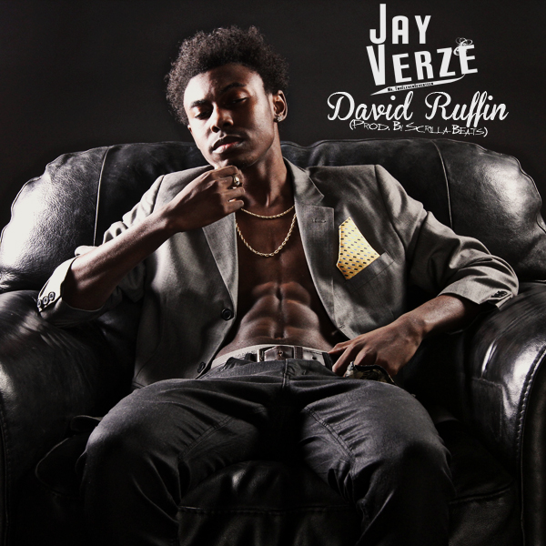 Jay Verze - David Ruffin (Cover Art)