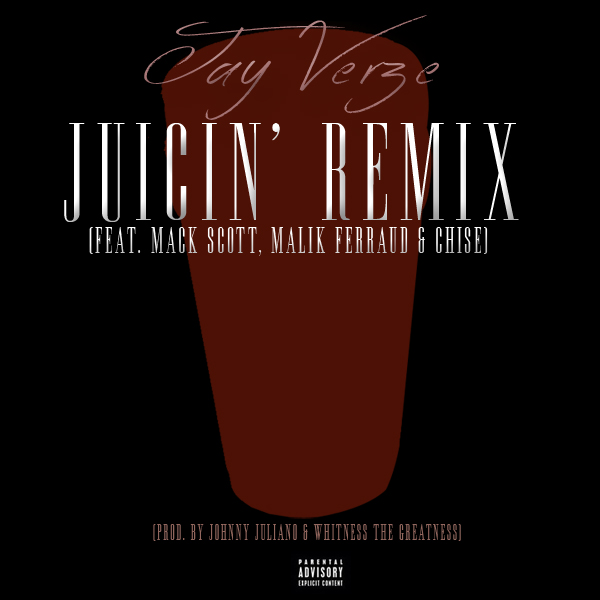 Juicin Remix (Cover Art)